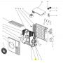 Compresor unidad exterior MITSUBISHI ELECTRIC SUZ-KA50VAR2.TH 209818 E12C37900
