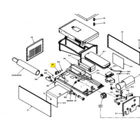 Sensor de flujo unidad Altherma Daikin EHBX16CA3V