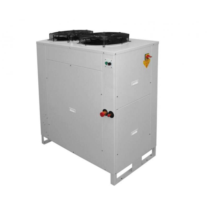 Central Friga Bohn DUO CU MT 76A sin presión disponible y salida de aire vertical