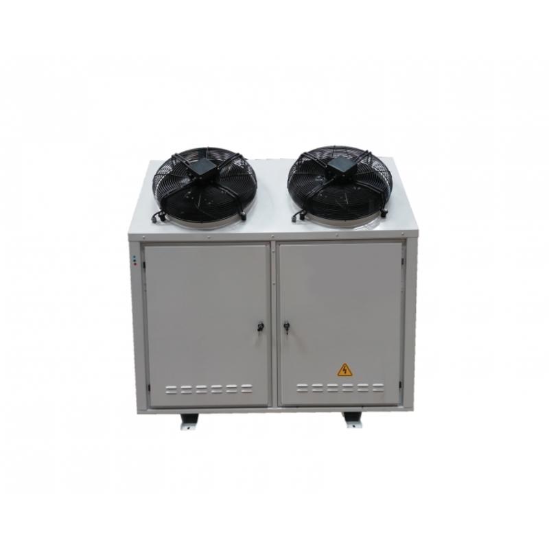Unidad Condensadora Digital Scroll TWIN ZBD30+ZB30 AXIAL