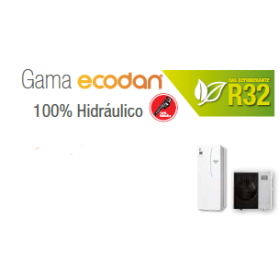 Equipo Ecodan 1x1 SOLO CALEFACCIÓN (PUZ-WM50VHA + EHPT17X-VM2ED) 100% HIDRÁULICO