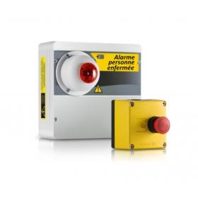 Kit alarma hombre encerrado en cámara ECP APE03