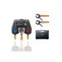 Set Smart testo 550i con 2 Testo Smart Probes 115i y maletín