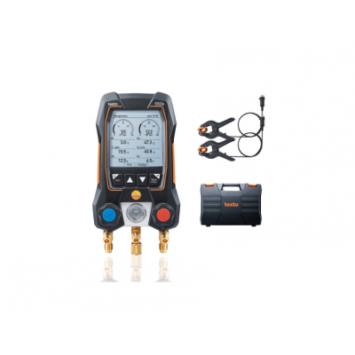Analizador de refrigeración TESTO 550s - Con App y Bluetooth