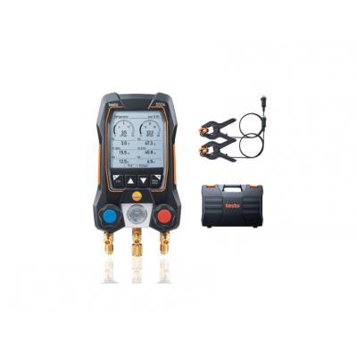 Set Smart testo 550s con 2 Testo Smart Probes 115i