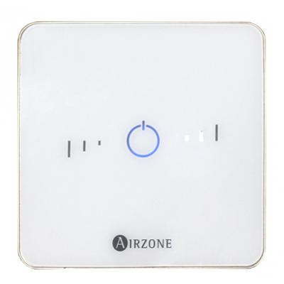 Termostato Airzone Lite 8Z conexión por radio blanco AZCE6LITER