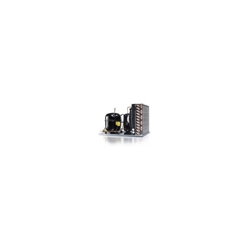 Unidad condensadora SECOP UCSC12CLX CALDERIN R404A Baja temperatura 220-240v 50-60Hz