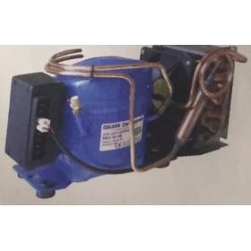 Unidad condensadora CX30 R134A Baja/Media temperatura 12V/24V DC