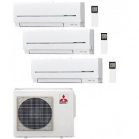 MITSUBISHI ELECTRIC 3X1 R32 MXZ-3F54VF + 2 UD MSZ-AP25VG(K) SPLIT+ 1 UD MSZ-AP20VG(K) SPLIT