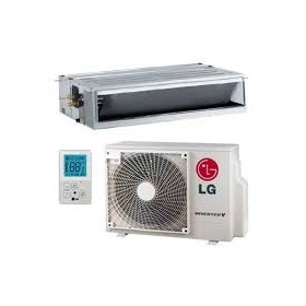 LG CM18R CONDUCTOS COMPACT 4300 FRIG/H - 4472 KCAL/H INVERTER CLASE A