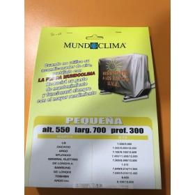 FUNDA UNIDAD EXTERIOR EXTRA-LARGA ALT 850MM 950MM LARGO 400MM ANCHO