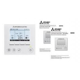 Mando de pared Mitsubishi Electric PAR-40MAA