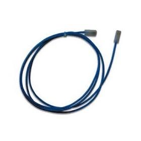 RESISTENCIA ELÉCTRICA CON FUNDA DE SILICONA. DIMENSIONES EN MM: ø 3/LARGO 2500mm. POTENCIA TOTAL (WATIOS): 37.50w /230V(WATIOS):