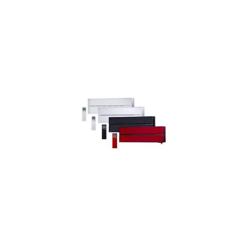 MITSUBISHI MSZ-LN25VGB SPLIT 1X1 2150 FRIG/H COLOR NEGRO ONYX