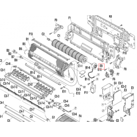 Motor ventilador unidad interior DAIKIN FTKS50D2V1W 4014853