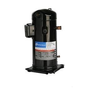 Compresor hermético Scroll ZB38 KCE PFJ-551 5 CV DESPLAZAMIENTO: 14.4 M3/H TENSION 400V 50HZ GAS R448A