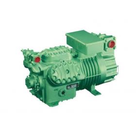 Compresor BITZER ECOLINE 4PES-10Y 48.5 m3/h 10 cv TRIFASICO 400V, PARA GASES R134A alta media temperatura