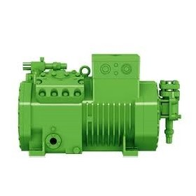 Compresor BITZER 4MTC-7K 6.6 m3/h 7 cv TRIFASICO 400V, PARA GAS CO2