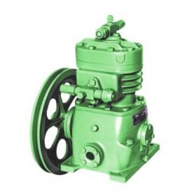 Compresor ABIERTO BITZER Mod. V/Y. 14.38-28.61 M3/H A 50Hz, 2 CILINDROS CON VOLANTE DE 1/6 A 20 CV PARA GASES R-134A/R-404A/R-40