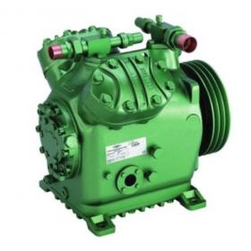 Compresor Abierto 2 Etapas BITZER S6H.2-Y 73.6-36.9 M3/H A 1.450 r.p.m, 6 CILINDROS, PARA GASES R-404A/R-407F