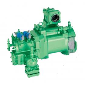 Compresor BITZER OSK-8571 K, ALTA/MEDIA Tº, 100-180 CV, 410 M3/H PARA GASES R-134A/R-404A/R-407F