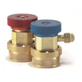 Llave de carga e intervención rápida para baja presión en automóviles BAJA QC-LM