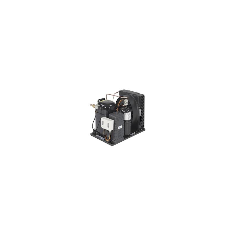 Unidad hermética tropicalizada equipada y con carga de gas incluída U-TAG4534Y-LLG