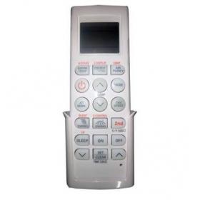 MANDO INALAMBRICO SPLIT LG MC12AHR AKB74375404