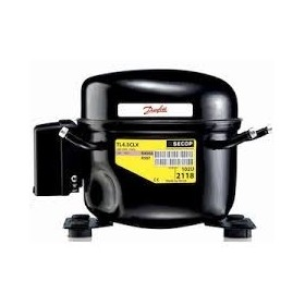 Compresor Danfoss Secop TL4.5CLX R404A Baja temperatura 220-240v 50Hz