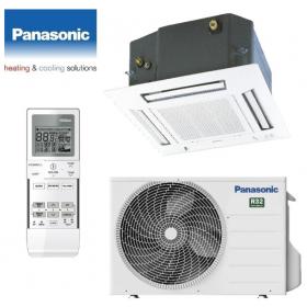 Panasonic cassette KIT-Z50-UB4 4300 FRIG/H CLASE A++ con bomba de calor