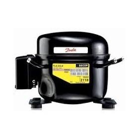 Compresor Danfoss Secop DLE5.7CN R290 ALTA-MEDIA-BAJA TEMPERATURA 220-240V 50HZ
