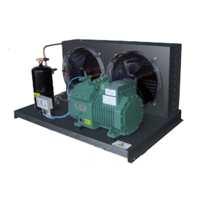 Unidad Condensadora Semihermética BITZER equipada y tropicalizada USMB-302 ECD