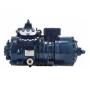 Compresor semihermético C02 transcríticos Dorin serie: CD200 mod: CD360M
