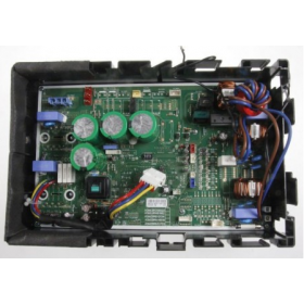 Placa electrónica unidad exterior LG modelo UU24W.U42 (AUUW246D2) (EBR74138302PCB)