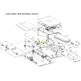 Sensor de flujo unidad Altherma Daikin EKHBX08CB3V 5020316