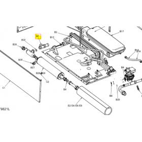 Sensor de flujo unidad Altherma Daikin EHBX08CA3V 5013359