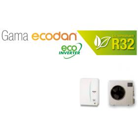 Equipo Ecodan 1x1 Acs + calefaccion o frio SUHZ-SW45VA + ERSD-VM2C