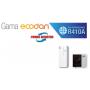 Equipo Ecodan 1x1 ACS + calefaccion o frio (PUHZ-SW100VAA + ERST20C-VM2D)