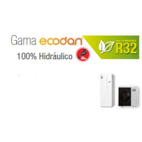 Equipo Ecodan 1x1 ACS, Calefaccion o frio (PUZ-WM60VAA + ERPT20X-VM2D) 100% HIDRÁULICO