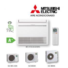MITSUBISHI MFZ-KT60VG 5246 FRIG/H 6020 KCAL/H A++ R32
