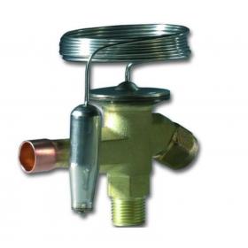 Válvula expansión termostática DANFOSS TE2 68Z3415 con compensador para R404A/R507A a soldar