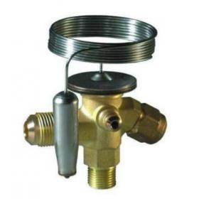 Válvula expansión termostática DANFOSS T2 068Z3410 con MOP y compensador para R404A/R507A a roscar