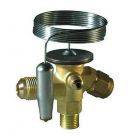 Válvula expansión termostática DANFOSS T2 068Z3228 con MOP y sin compensador para R22 a roscar