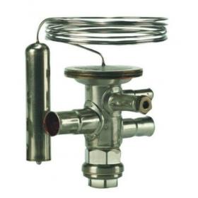 Válvula expansión termostática DANFOSS TCAE 068U4327 con MOP y compensador para R407C a soldar