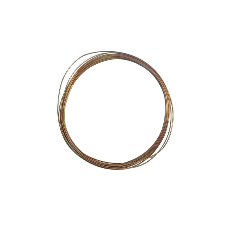 Rollo de 15 mts. de tubo capilar de cobre de 1 x 2 mm.