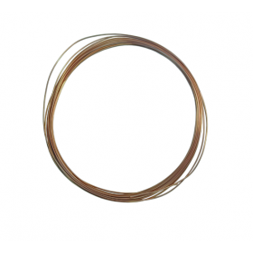 Rollo de 15 mts. de tubo capilar de cobre de 1 x 3 mm.