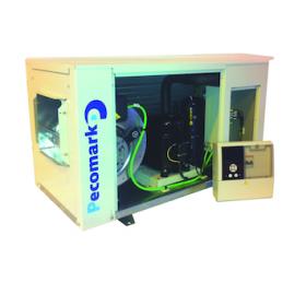Kit unidad condensadora centrífuga TURBO BLOK S95 TN con compresor Semi Hermetico