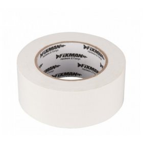 Rollo de cinta americana blanco de 50 m x 50 mm PC 600-B