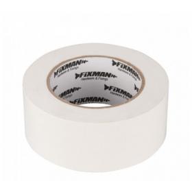 Rollo de cinta americana blanco de 50 m x 50 mm PC 600-B