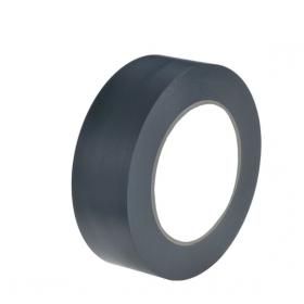 Rollo de cinta adhesiva AT7 en PVC negro de 20 m x 19 mm